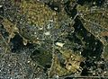 Nagakute city center area Aerial photograph.1987.jpg