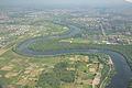 Najafgarh Drain - Aerial View - New Delhi 2016-08-04 5780.JPG