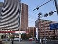 Nakamaruko tower blocks , Musashi-Kosugi , Kawasaki - panoramio (2).jpg