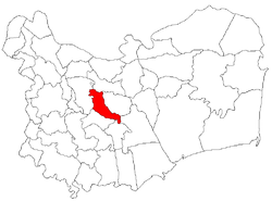 Location of Nalbant