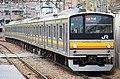 Nanbu line 205kei Rapid.JPG
