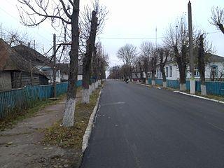 Narodychi Urban locality in Zhytomyr Oblast, Ukraine