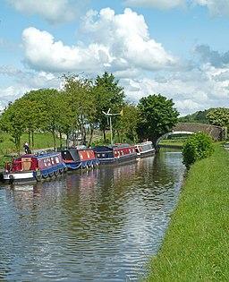 Narrowboats at Barnoldswick (5846531352)