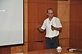 Nataraj Dasgupta Presenting Exhibit Making - NMST Delegates Visit NCSM - Kolkata 2017-06-19 2284.JPG