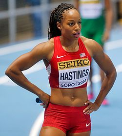 Natasha Hastings