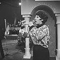 Nationaal Songfestival 1966. Milly Scott, Bestanddeelnr 918-7523.jpg