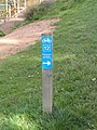 National Cycle Route signpost, Haysden Country park - geograph.org.uk - 1051124.jpg