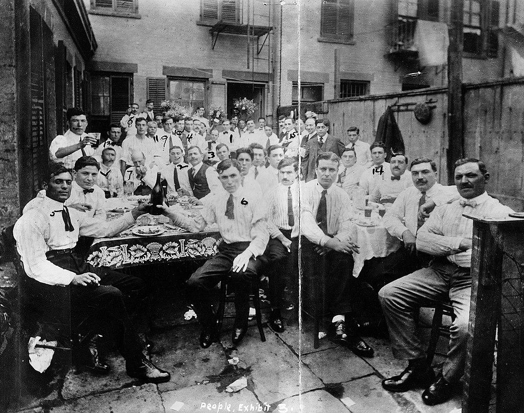 Navy street gang
