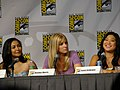 Naya Rivera, Heather Morris & Jenna Ushkowitz (4852357423).jpg