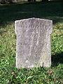 Neal (Mary Elizabeth), St. Clair Cemetery, 2015-10-06, 02.jpg