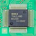 Nedap ESD1 - Display module - Oki M5259-8622.jpg