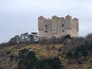 Nehaj Fortress - Image: Nehaj Senj Croatia 01