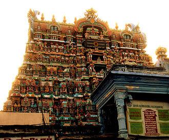 Tirunelveli district - Nellaippar Temple
