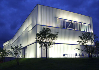 Steven Holl - Bloch Building expansion of the Nelson-Atkins Museum of Art in Kansas City, Missouri