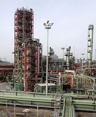 Neste - Neste's Porvoo refinery