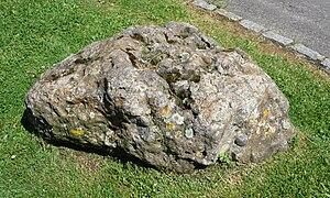 Nettlebed - Nettlebed pudding stone