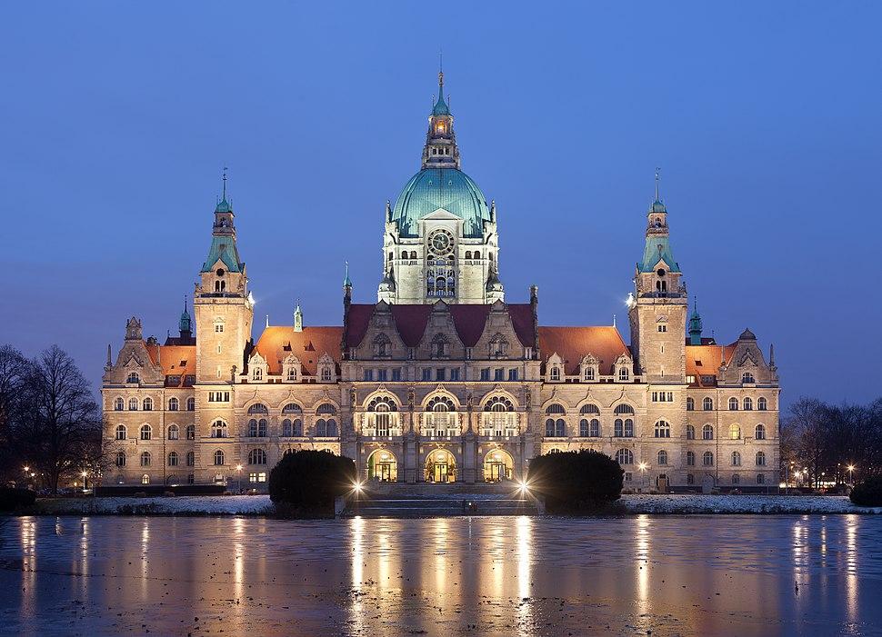 New Town Hall, Hanover