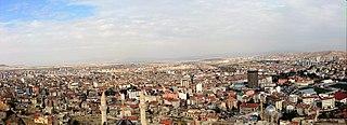 Nevşehir Municipality in Turkey