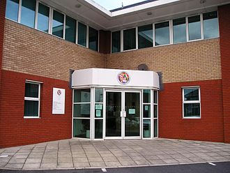 Maritime Volunteer Service - The MVS Headquarters (MVS HQ) are based in Warrington at the International Business Centre.