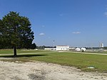 New Moton Field from the grounds of the old, Tuskegee Airmen NHS.jpg
