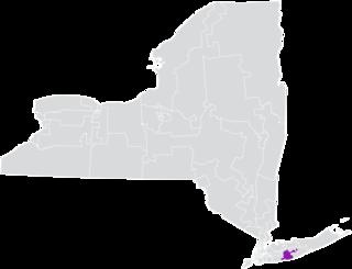 New Yorks 4th State Senate district American legislative district