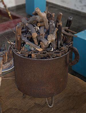 Palo (religion) - Nganga in Cuba