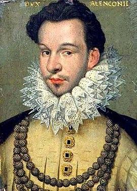 Franz, Frankreich, Prinz, 1554-1584