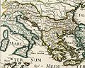 Nicholas Sanson. Romani Imperii qua Oriens est Descriptio Geographica. 1657. FF.jpg