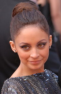 Nicole Richie American television personality, musician, actress, and author