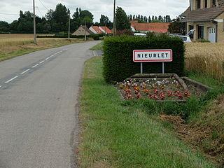 Nieurlet Commune in Hauts-de-France, France