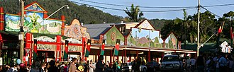 Nimbin, New South Wales - Nimbin Village 2008
