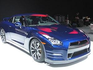 Nissan Gt R Википедия