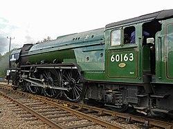No.60163 Tornado LNER Peppercorn Class A1 (6164508860).jpg