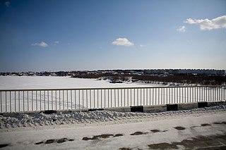 Nogliki Urban-type settlement in Sakhalin Oblast, Russia