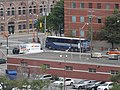 Non-TTC bus, headed north on Parliament, south of Front, 2015 09 19 (3).JPG - panoramio.jpg