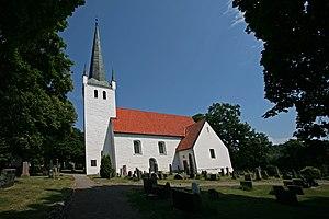 Norderhov - Image: Norderhov kirke 1 TRS