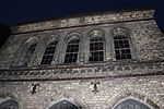 Nordseite der Marienkriche (Flensburg, Nachtaufnahme), Bild 1.JPG