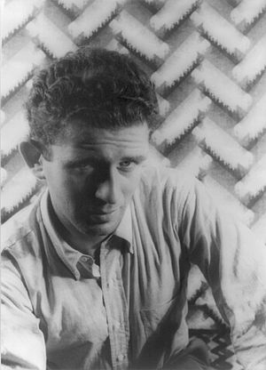 Norman Mailer, photographed by Carl Van Vechte...