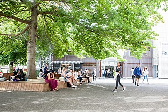 Auckland University of Technology - AUT North Campus