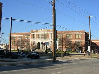Victory Park, Dallas - North Dallas High School