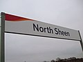 North Sheen stn signage.JPG