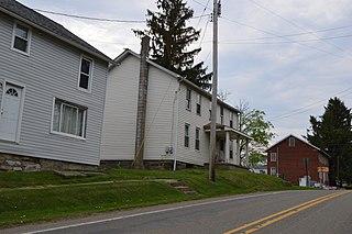 Washington Township, Butler County, Pennsylvania Township in Pennsylvania, United States