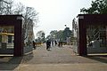 Northern Entrance - Srinivasa Ramanujan Complex - Indian Institute of Technology - Kharagpur - West Midnapore 2015-01-24 4933.JPG