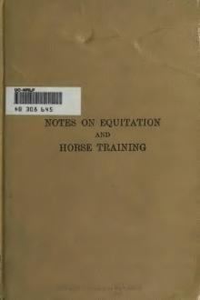 Notes on equitation and horse training.djvu