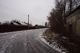 Kimovsky District - The settlement of Novolvovsk in Kimovsky District