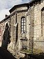 Noyon (60), ancienne église Sainte-Marie-Madeleine, chevet, rue de la Madeleine 2.jpg