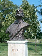 Bust of Béla III.