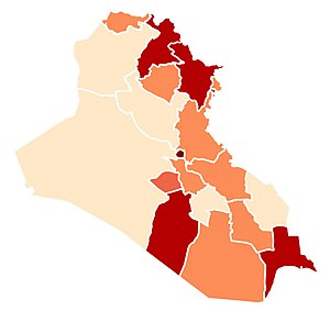 Number of confirmed cases by province (as of 3rd April 2020).jpg