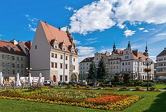 Nysa, Poland - Main Square