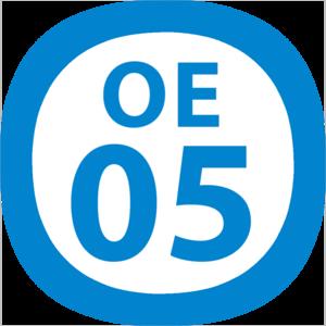 Yamato Station (Kanagawa) - Image: OE 05 station number